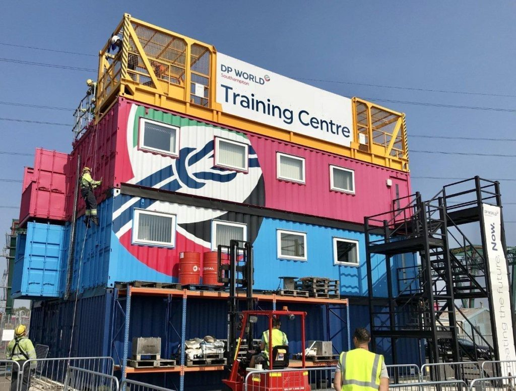Container_Training_Centre
