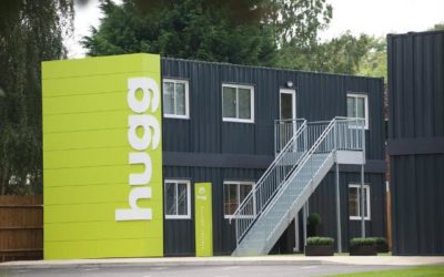Shipping Containers Helping Solve the Urban Housing Crisis