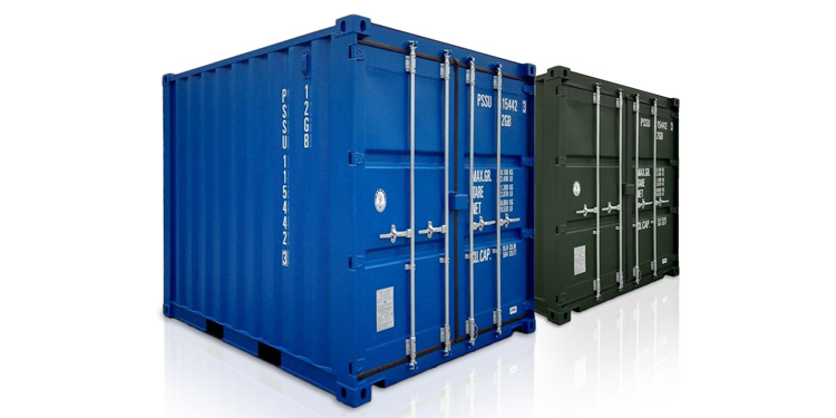 Small Shipping Containers for Sale