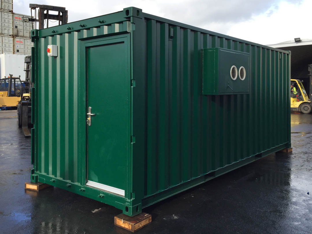 20ft Container Office