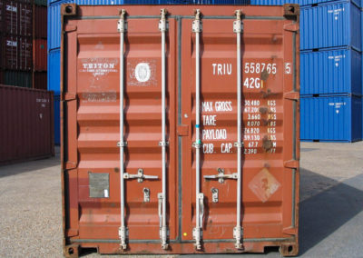 40ft Used Container Doors