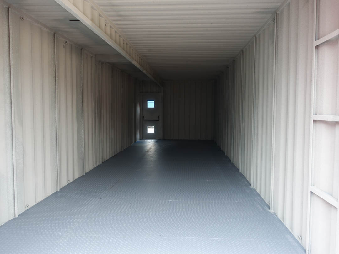 Shipping Container for Sale Interior