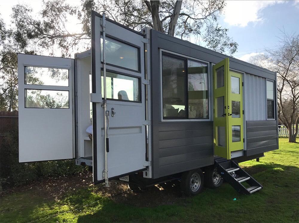 Container Conversion Caravan
