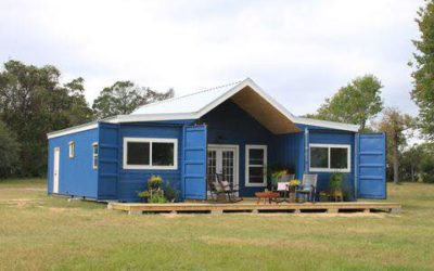 Shipping Container Inspiration for Home Owners