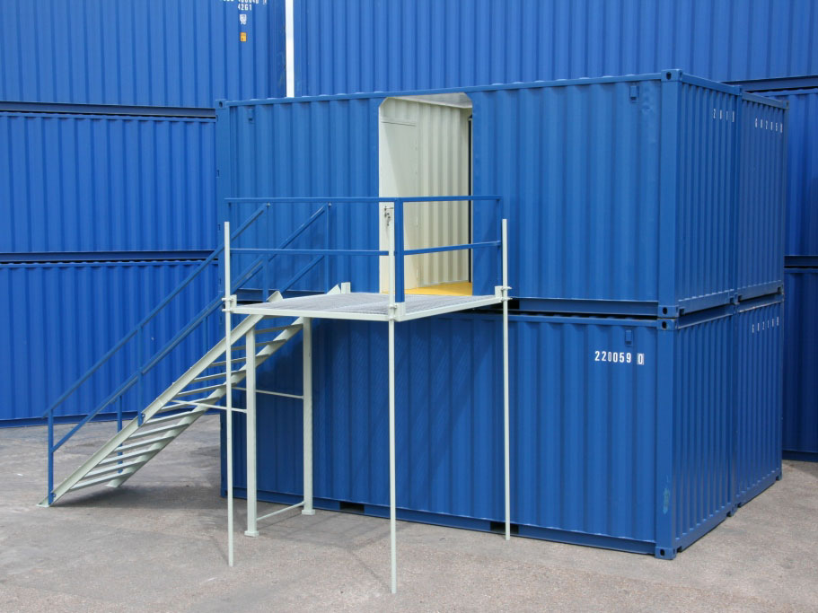 Storage Container Conversion