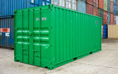 What can you fit inside a 20ft Shipping Container?