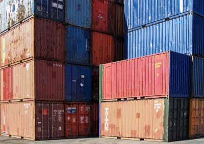 second hand shipping containers for sale