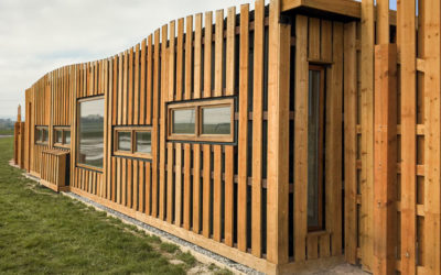 Containers Create Sustainable Buildings