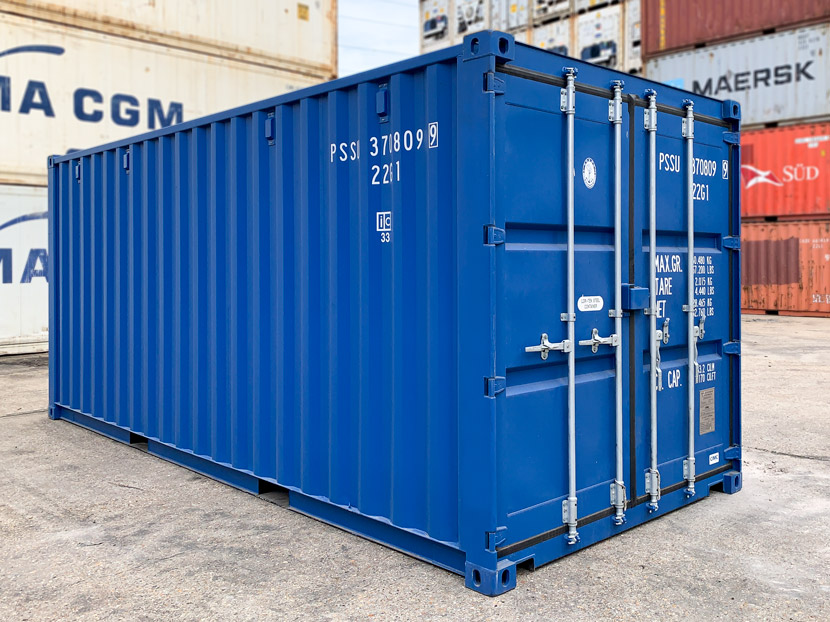 20ft New Shipping Container