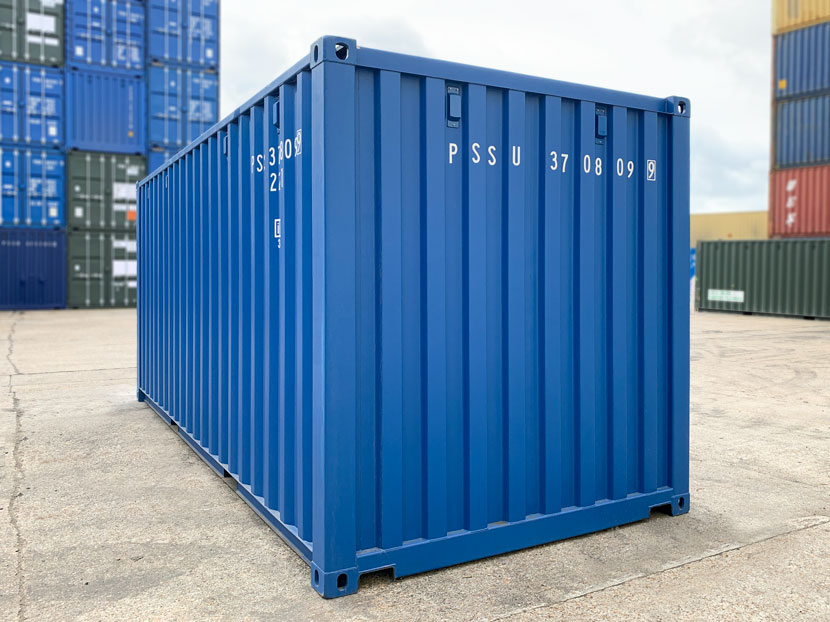 Shipping Containers for Storage