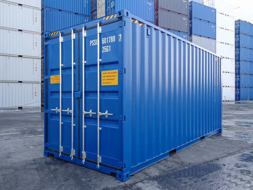 20ft Container Rear Door