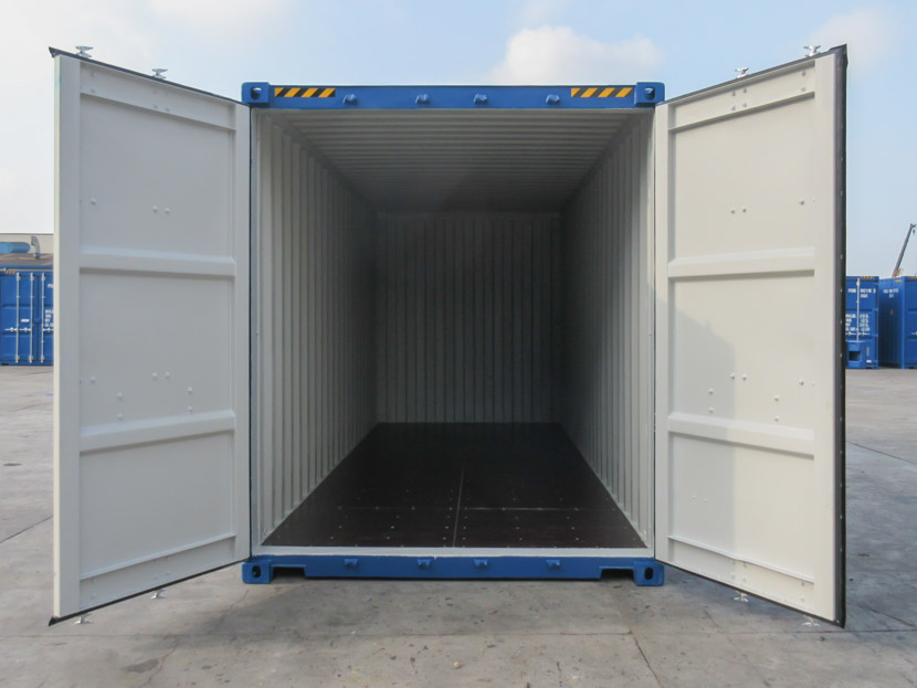 20ft Container Open