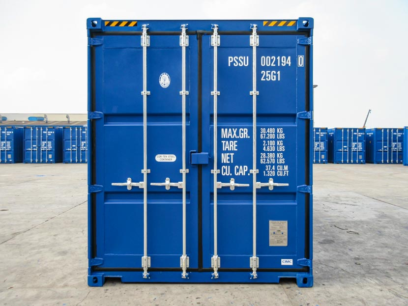 20ft High Cube Shipping Container for Sale