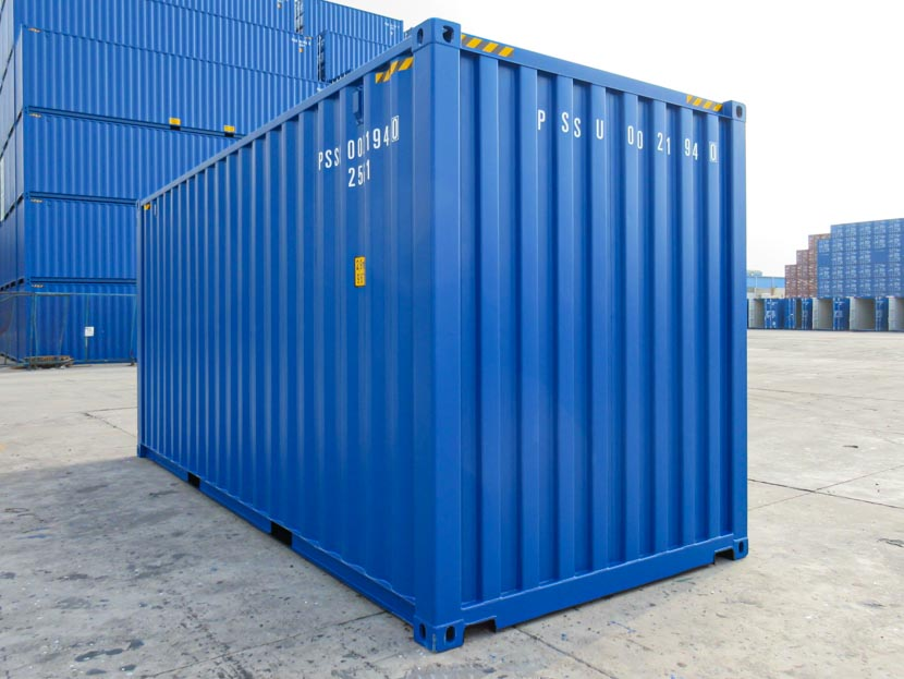 20ft High Cube Shipping Container