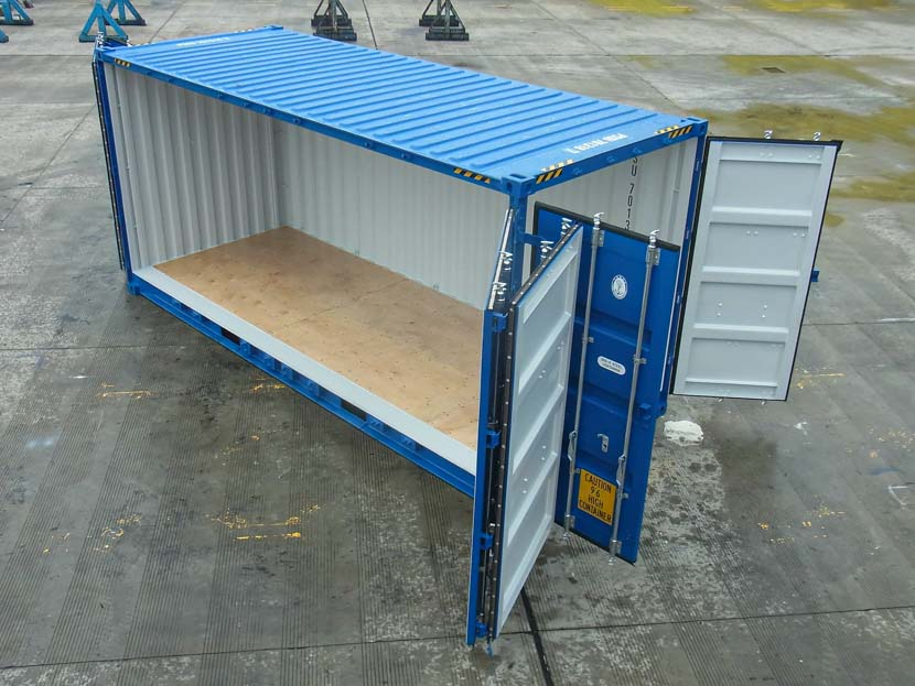 Open Side Containers for Sale