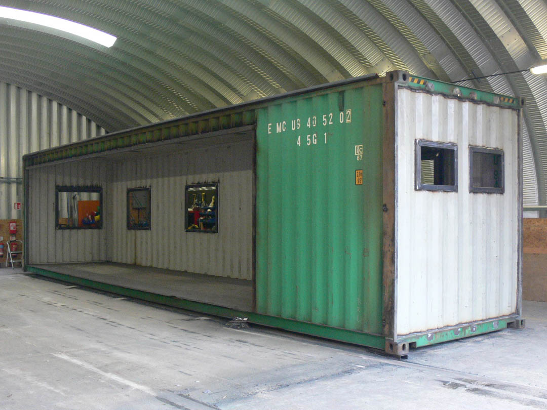 Container Conversion Workshop