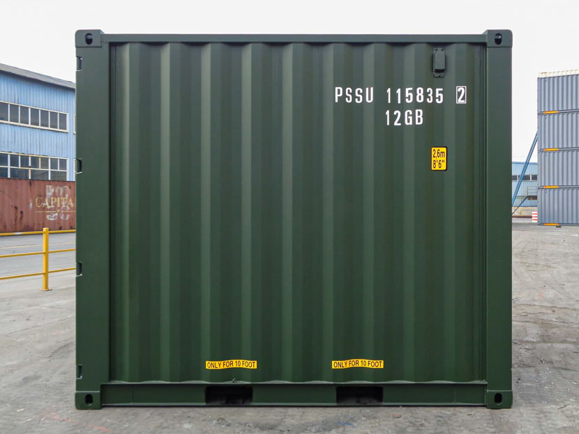 Green Containers for Sale