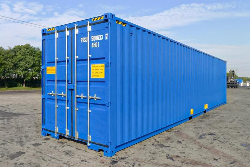 40ft Tunnel Shipping Containers