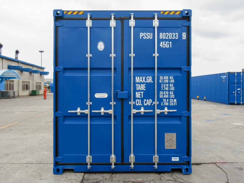 40ft HC Container