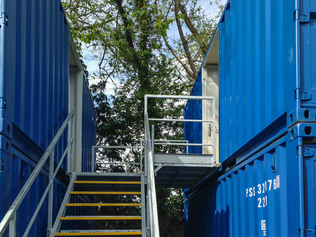 Container Conversions - Self-Storage