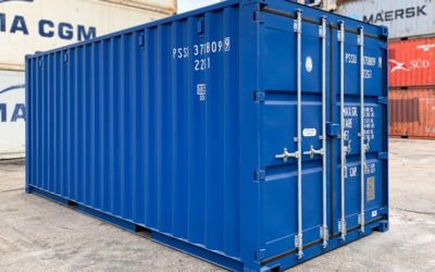 Everything you need to know about 20ft shipping containers before buying one